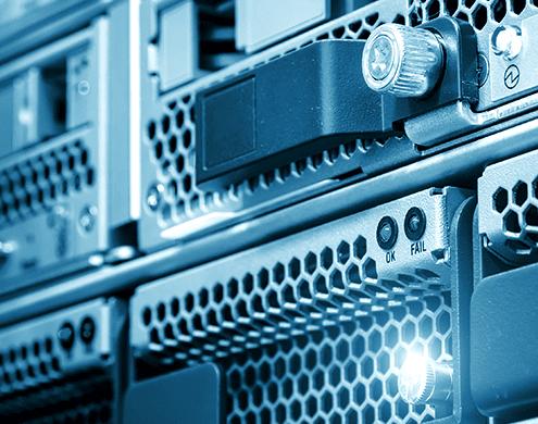 Server Rack - Business Continuity